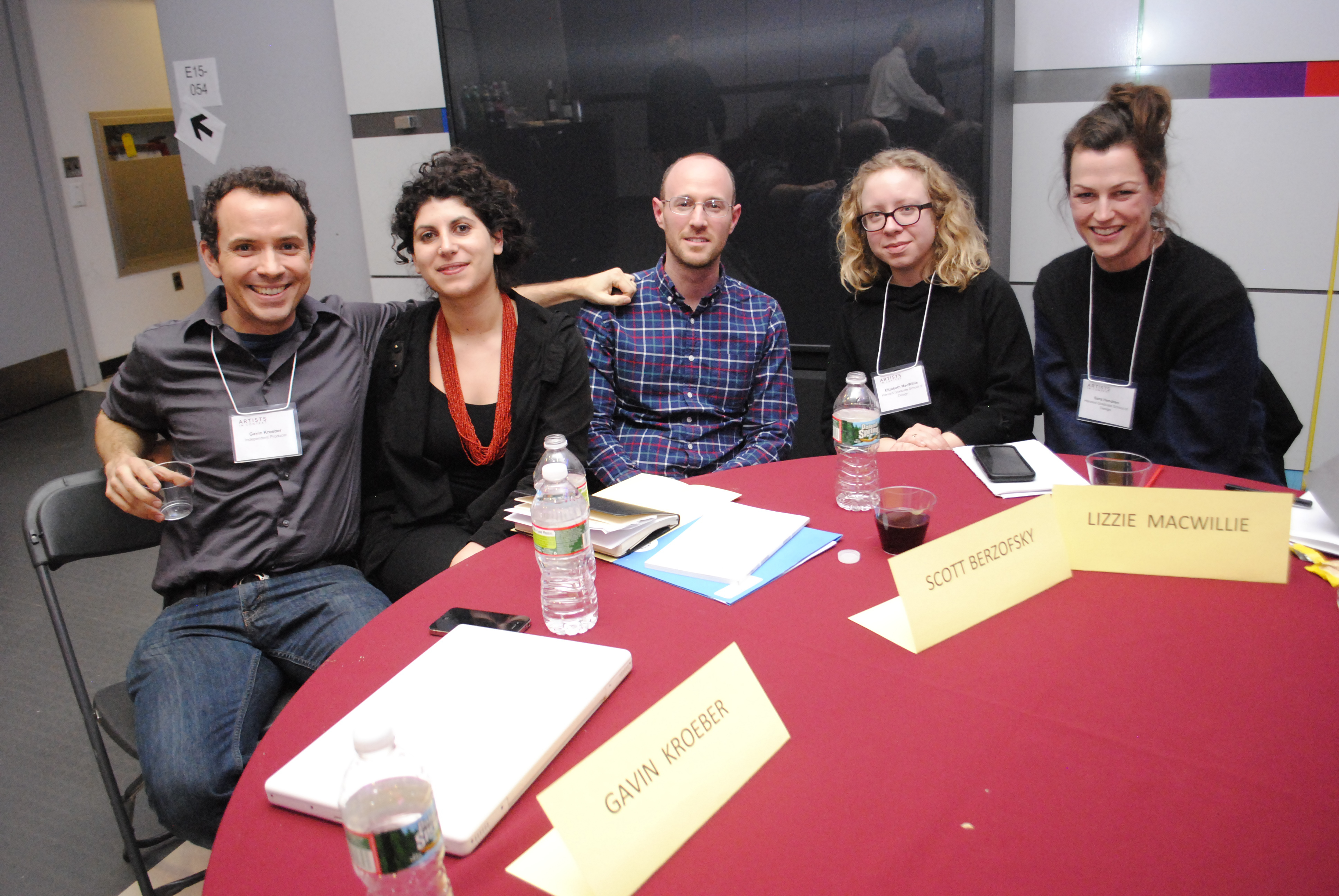 cultural production panel